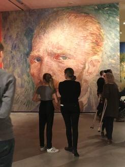 Van Gogh på Arken, Danmark.